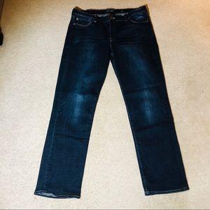 Lucky Brand Sweet Straight Leg Jean